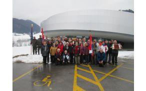 Skupinska fotografija udeležencev iz Mislinje