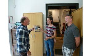 Kobariški muzej je danes obiskala 1,5 milijonta obiskovalka.Foto: Boštjan  Lužnik