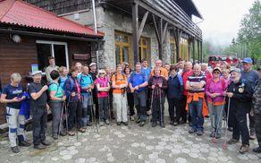 6. planinski pohod na Partizanko na Kopah