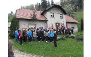 Mešani pevski zbor Pevskega društva Tabor, foto P. Lukman