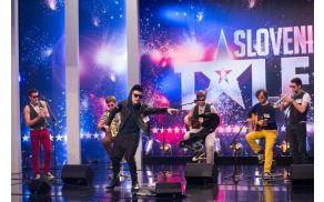 The SIT Group se je javnosti prvič predstavila šovu Slovenija ima talent.