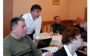 Na srečanju predavanje dr. Golobineka