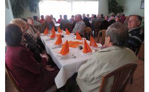Udeleženci srečanja težkih invalidov AI Slovenj Gradec