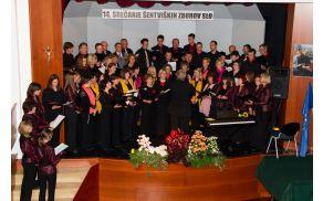 14. srečanje šentviških zborov, foto: Uroš Zajc