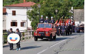 150 let gasilstva v Kanalu. Foto: Martin Velušček 4