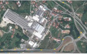 Poslovna cona Lavžnik v Šempetru pri Gorici