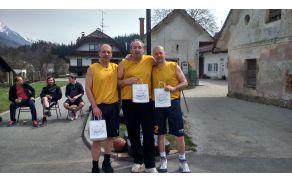 zmagovalci turnirja: Žive legende