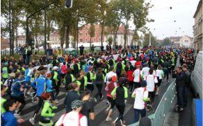 Še en dan nas loči do začetka maratona.