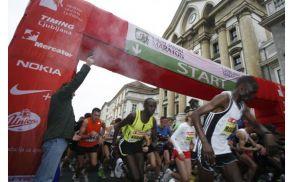 17. Ljubljanski maraton se hitro približuje.
