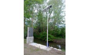 Sodobna naprava bo v pomoč pri merjenju višine vode.