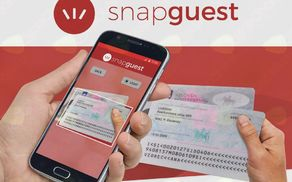 SnapGuest- prijava gostov s pomočjo kamere telefona