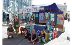 Predstavitev Švedske