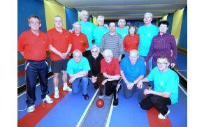 Tekmovalci Športno društvo Invalid in Invalidsko društvo ILCO za Koroško