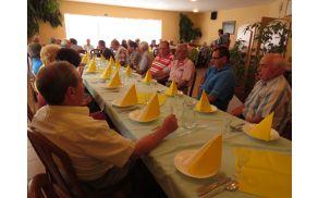 Srečanje težkih invalidov AI Slovenj Gradec v gostišču Preša na Legnu