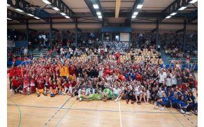 Slovenian Ball 2016 - skupinska slika