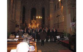 Moški pevski zbor KUD France Prešeren Vojnik