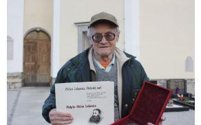 Peter Vidmar je leta 2011 prejel plaketo občine Lukovica