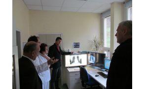 Digitaliziran renten omogoča hitrejšo diagnostiko