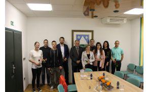 Majsko srečanje diplomantov občine Kobarid. Foto: Tomaž Skočir