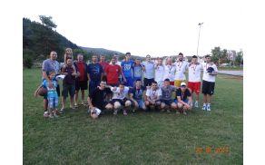 Udeleženci in organizatorji turnirja