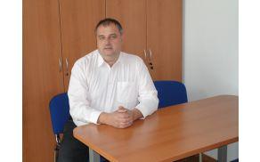 Milan Sašek - novi predsednik OOZ Grosuplje