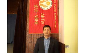 Jure Rek, predsednik AI Sele Vrhe