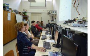 foto: Tajda Lepko, udeleženci na 2. delavnici