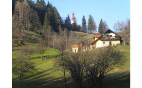 Planinski dom na Čreti