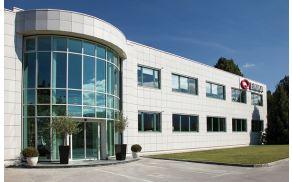 Sedež podjetja EMMA d.o.o. v Lescah