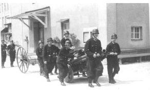 PROSTOVOLJNI GASILCI PGD TRŽIČ 1941 - 45