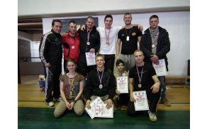 člani KBV Sevnica - Zabok open 2014