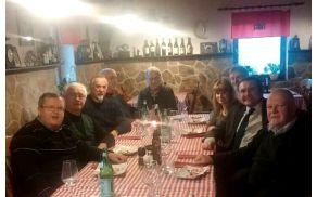 Tradicionalno januarsko srečanje z duhovniki na območju občine Lukovica
