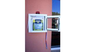 drugi defibrilator v Občini Šmartno pri Litiji