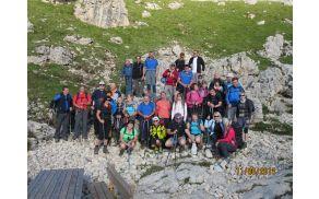 Dolomiti 2013 -druga skupina 10.-11.8.2013