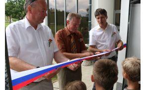 Dom krajanov Kovor je tudi uradno odprt (foto Arhiv Občina Tržič)