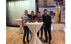 Osnovna šola Vransko-Tabor predstavila ROBO-učenje na 3. konferenci o razvoju kadrov