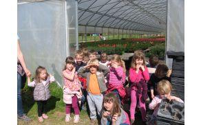 Obisk vrtnarije Klinc