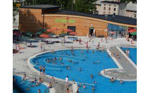 Tekmovanje v plavanju bo na Gorenjski plaži