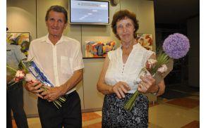 Milena in Jože Fabijan