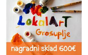 Nagradni natečaj LokalART