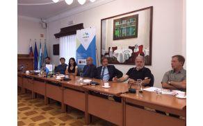 Novinarska konferenca župana MOSG