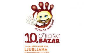 10. Otroški bazar