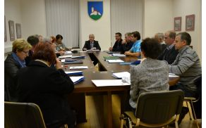 Zasedanje novega občinskega sveta Občine Horjul