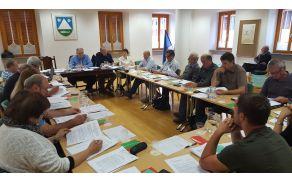 14. redna seja Občinskega sveta Občine Kobarid. Foto: Nataša Hvala Ivančič