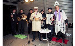 Koncert skupine Pepi Krulet. (Foto: Saša Urih.)