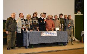 Nagrada 23. natečaja Trofeo Trieste 2015 v roke Silvu Jelinčiču.