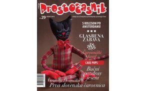 Jesenska številka revije Prostočasnik