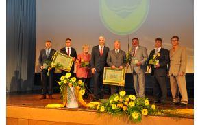 Prejemniki nagrad občine Zreče 2016; Foto: Novice d.o.o.