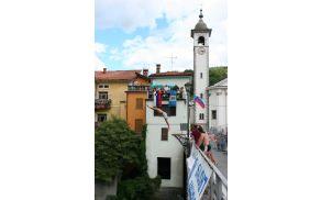 60. let Turističnega društva  Kanal in  25. Skoki z mosta