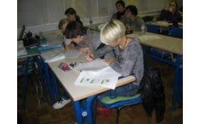 Utrinek iz brezplačne delavnice učenja učenja: spomin, pomnjenje, koncentracija.